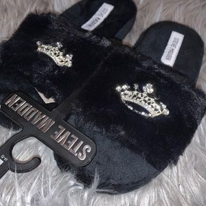 STEVE MADDEN SLIDE/SLIPPER